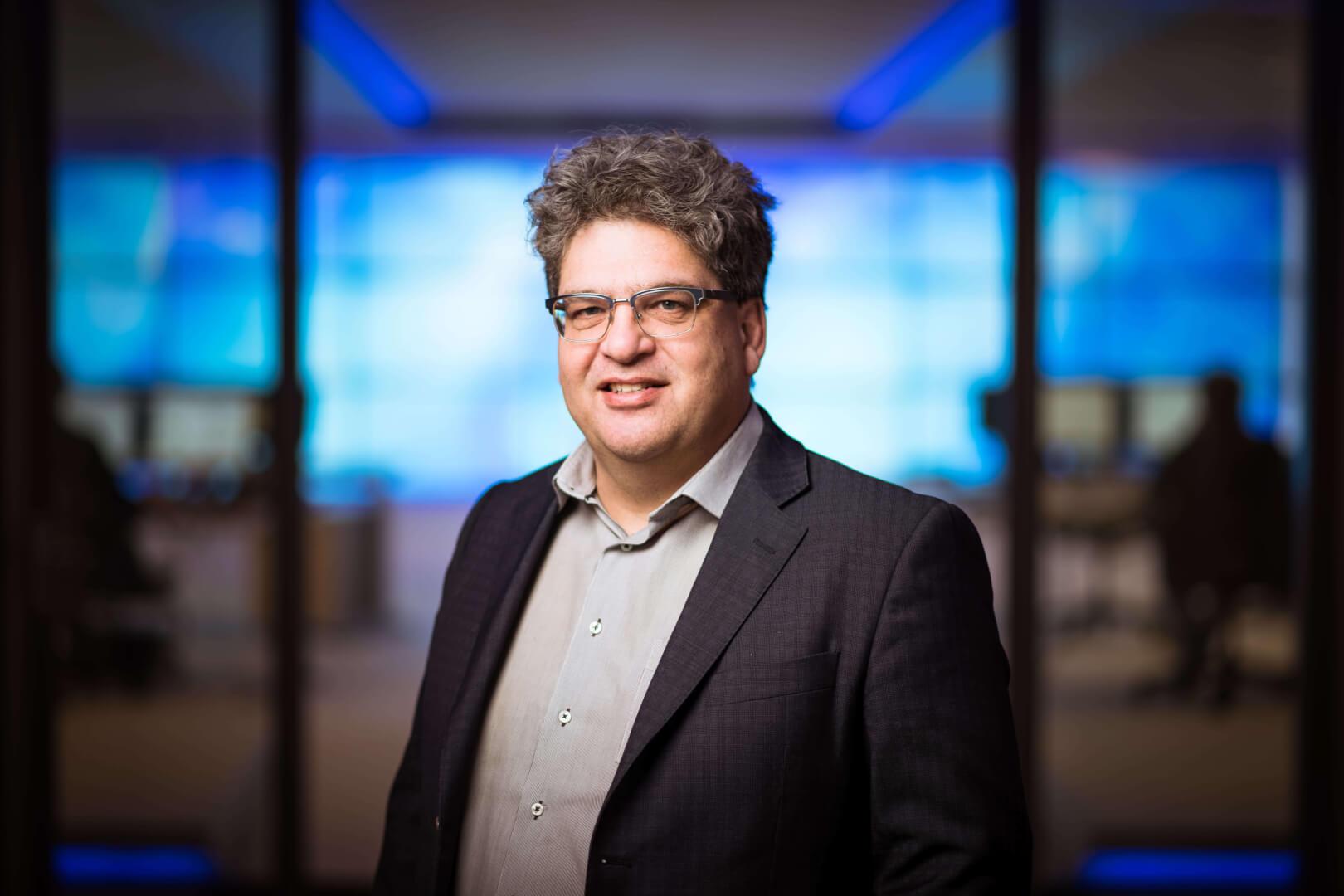Hans Kornmann CEO