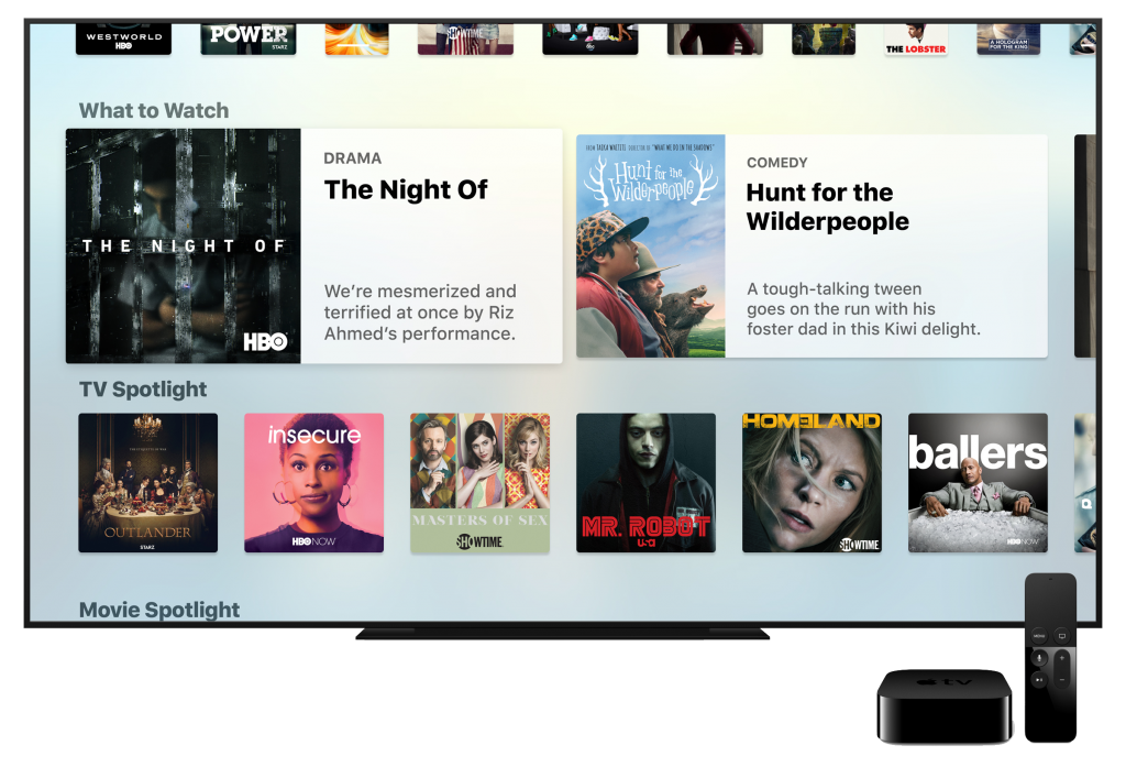Apple introduces new TV app | Divitel