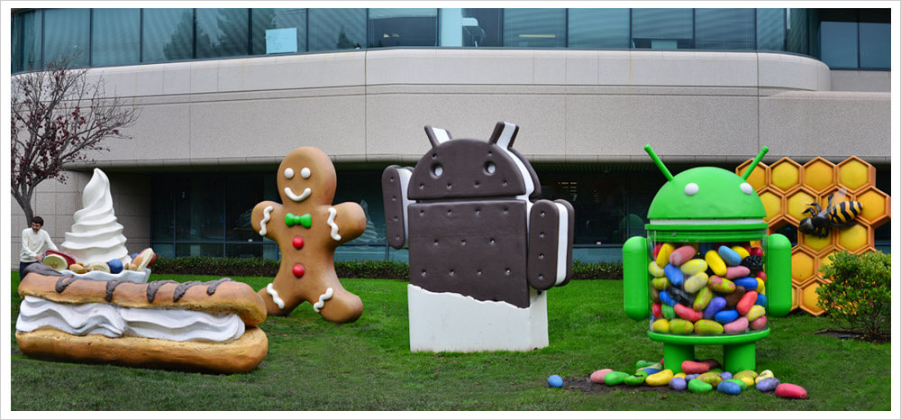 Google Android HQ