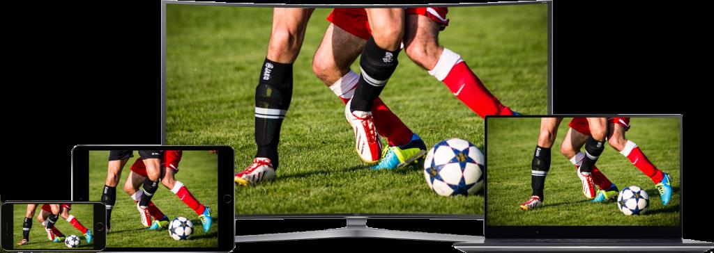 Multiscreen TV solution