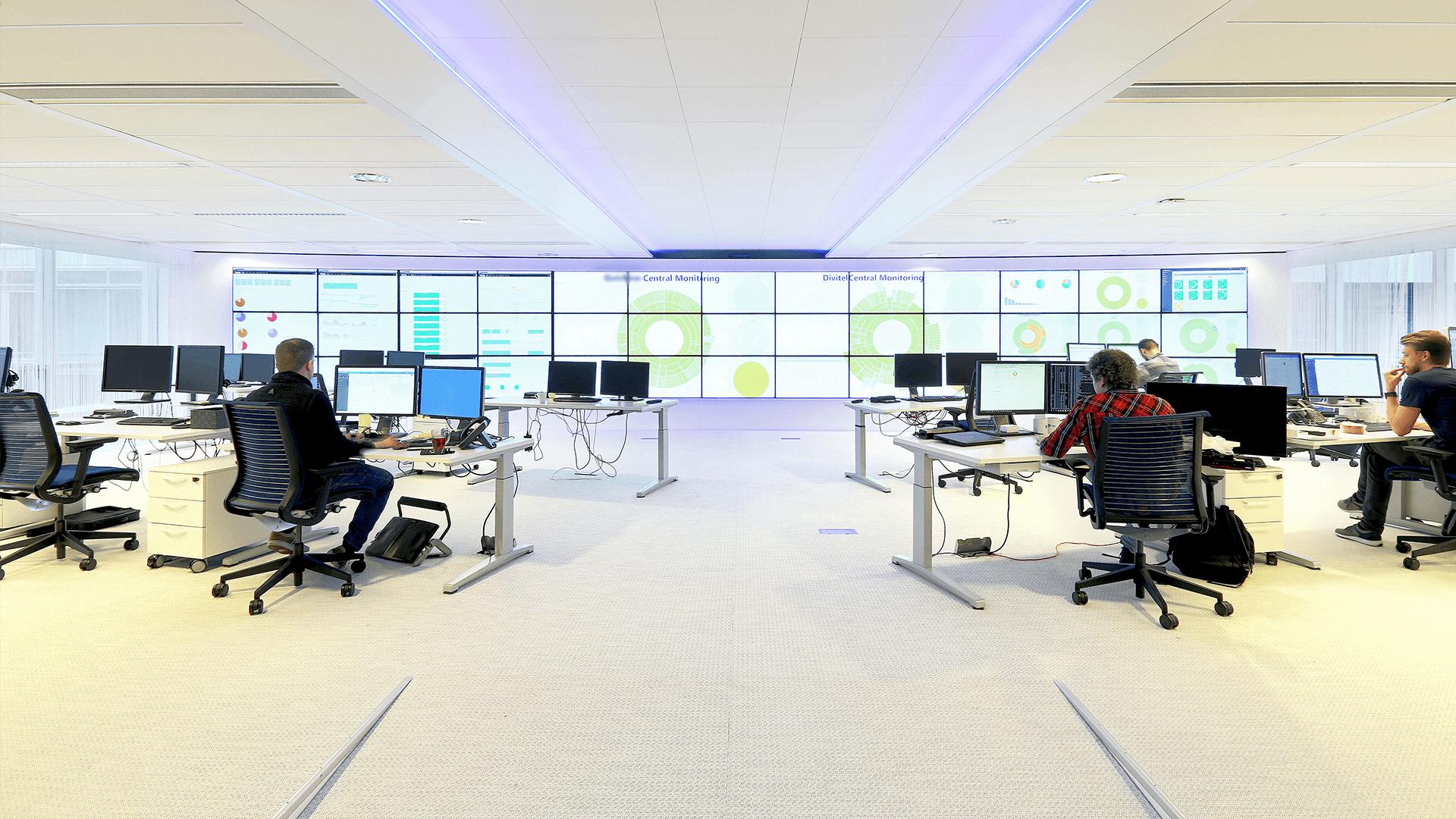 Divitel Operating Center